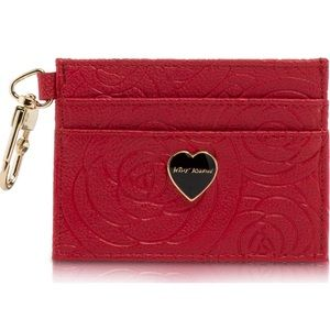 NWT Betsy Johnson Red Card case